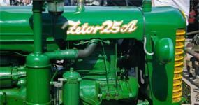 Jak renovovat staré traktory?