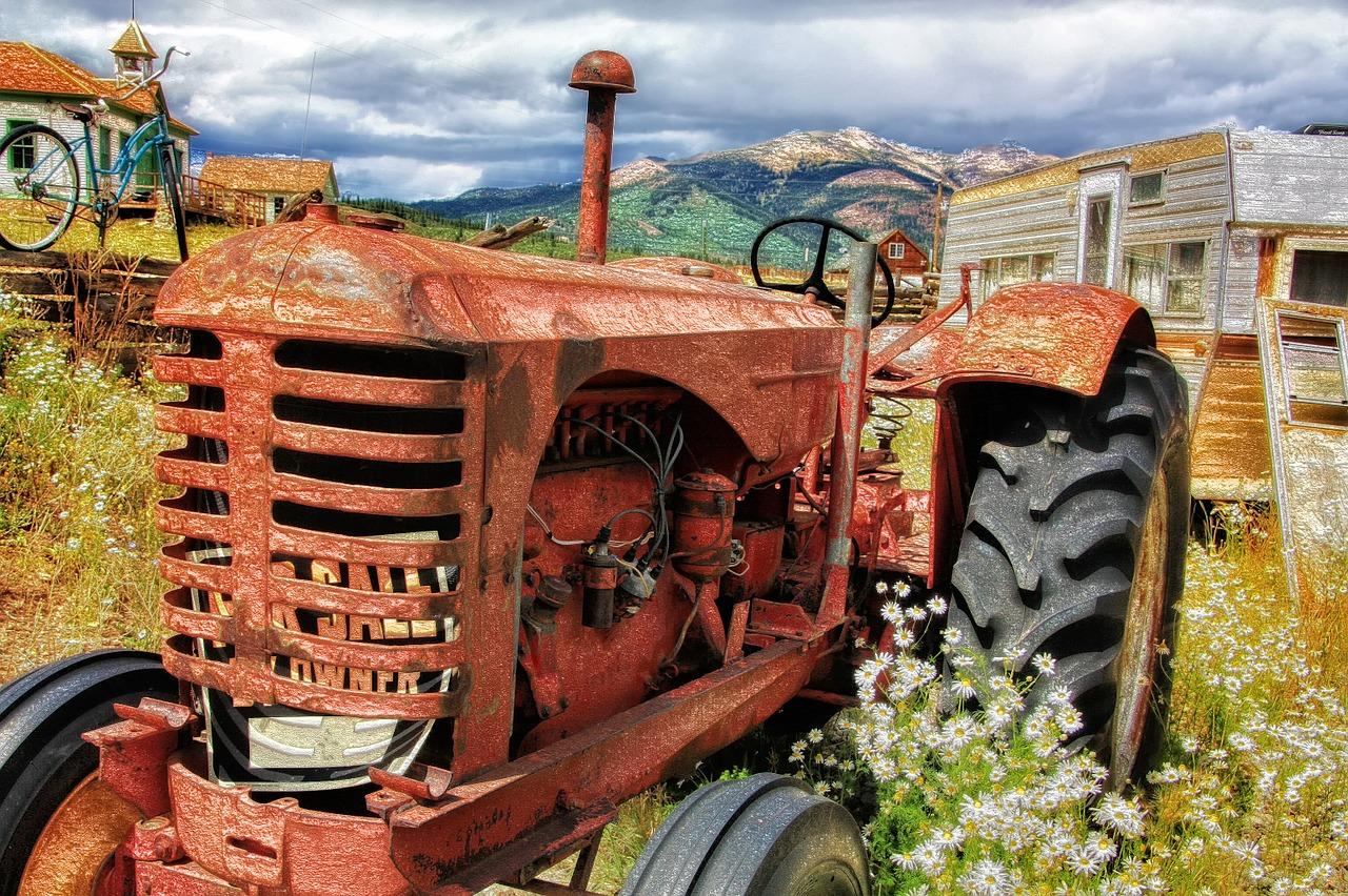 Renovace traktorů Zetor a dalších vozidel